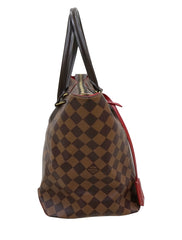 DAMIER EBENE CANVAS CAISSA TOTE BAG