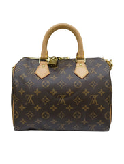 MONOGRAM CANVAS SPEEDY BANDOULIÈRE BAG