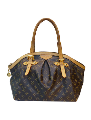 MONOGRAM CANVAS TIVOLI BAG