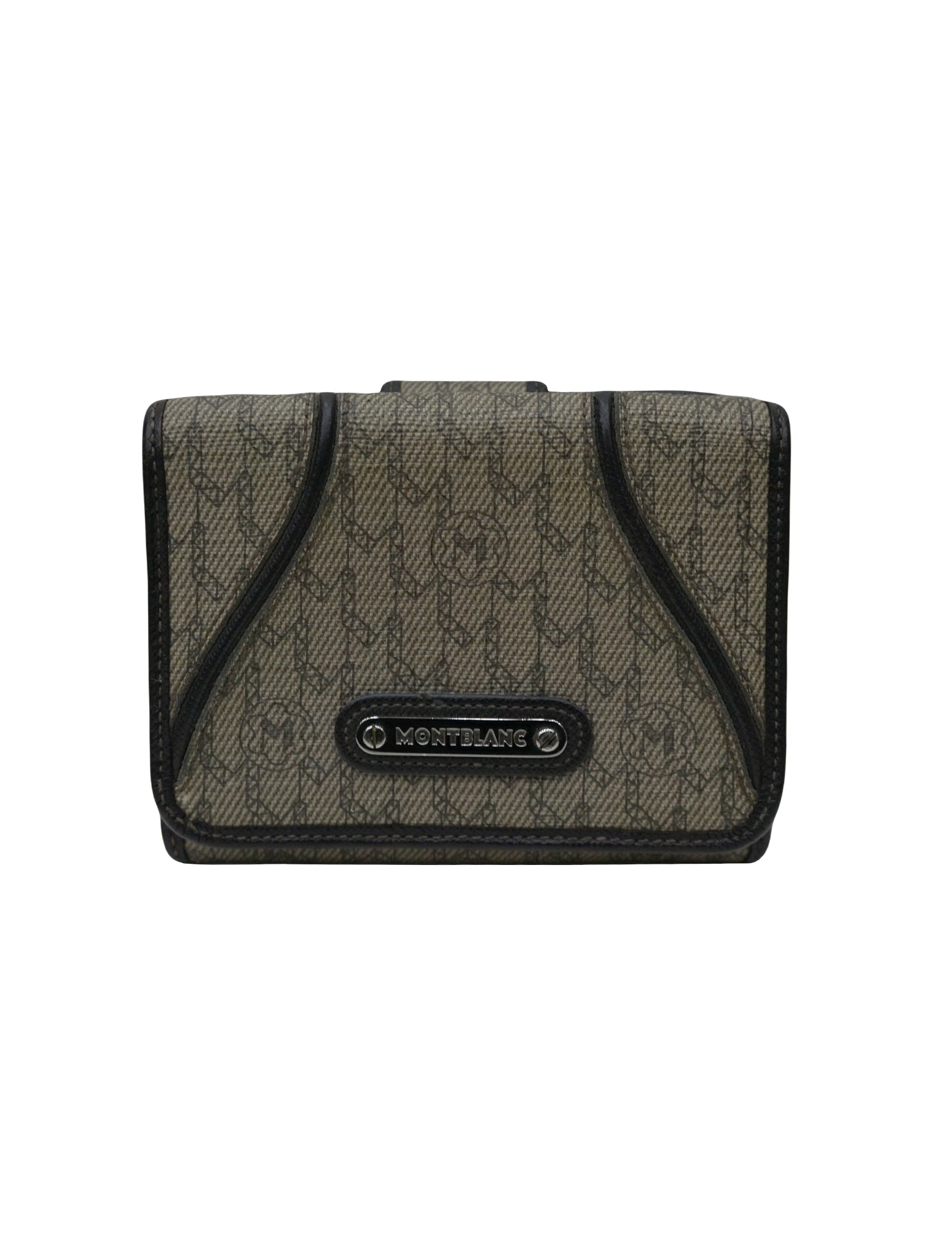 MONOGRAM SQUARE SMALL WALLET