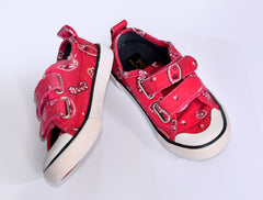 BABY BOY VELCRO STRAP SHOES - kidsstyleforless
