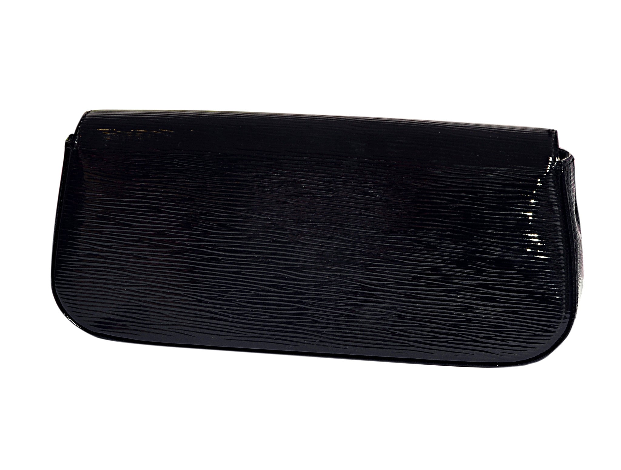 ELECTRIC EPI LEATHER SOBE CLUTCH