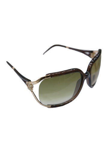 GRADIENT TALISIA 370S OVERSIZED SUNGLASSES