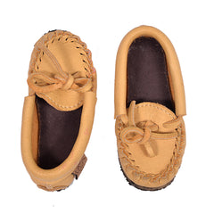 BABY MOCASSIN SHOES - kidsstyleforless