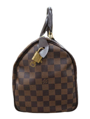DAMIER EBENE CANVAS SPEEDY 30