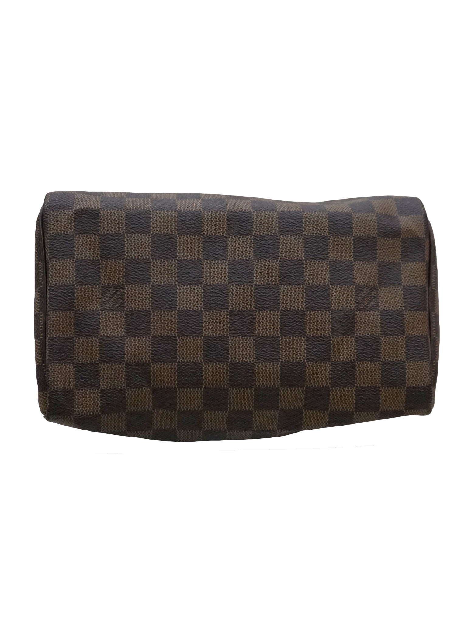 DAMIER EBENE CANVAS SPEEDY 25 BAG