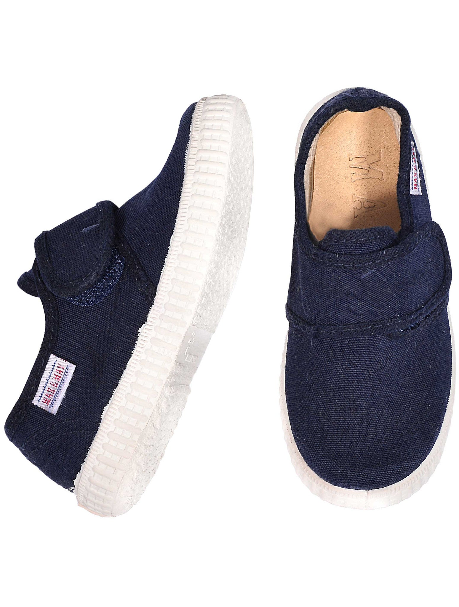 VELCO CANVAS SHOES