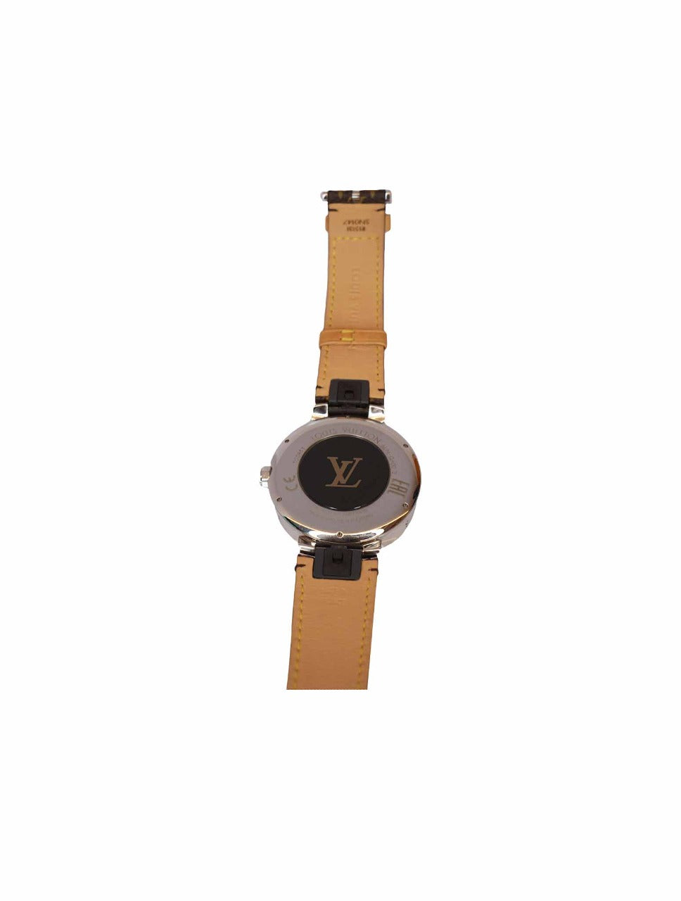MONOGRAM TAMBOUR HORIZON DIGITAL WATCH