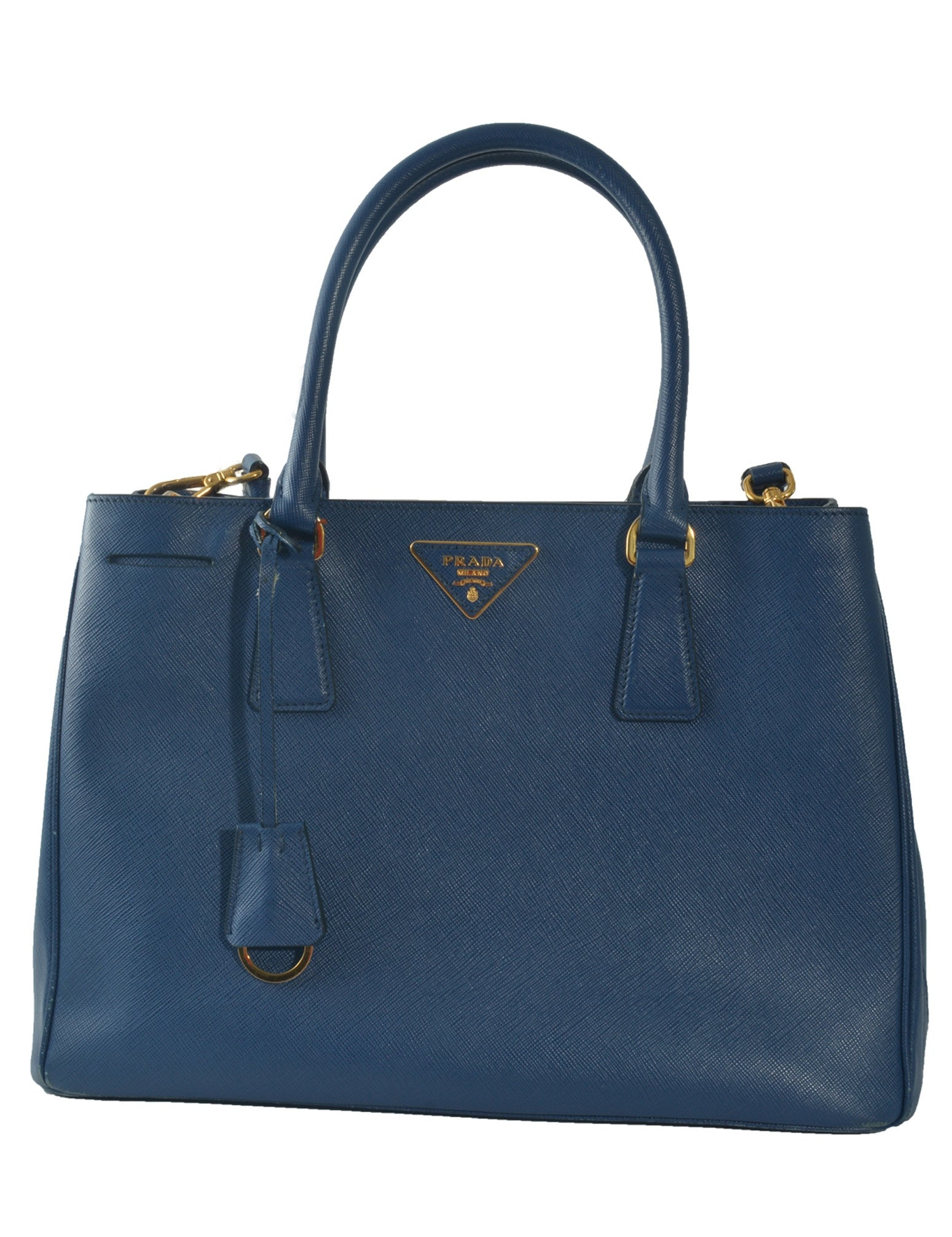 SAFFIANO LUX LEATHER HANDBAG