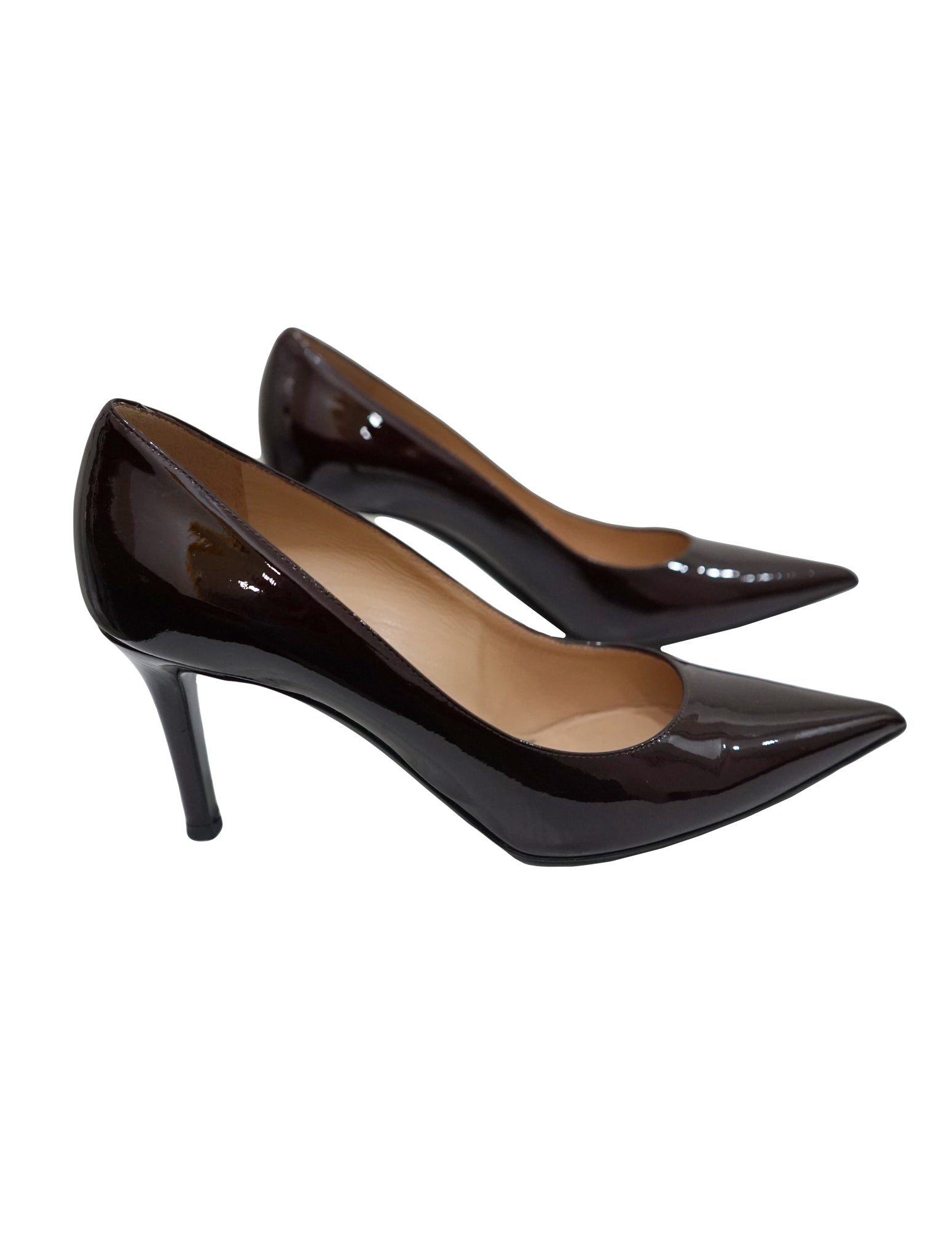 BORDO VERNICE OPERA SHOES
