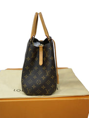 MONOGRAM CANVAS MONTAIGNE BAG