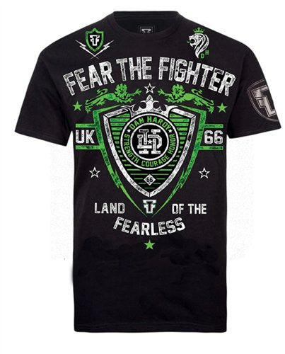 Dan The Outlaw Hardy New - Fear The Fighter
