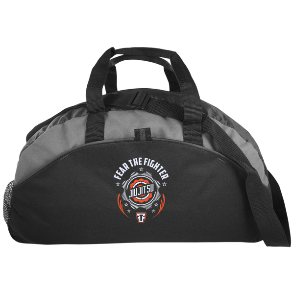FTF Jiu Jitsu Medium Unstructured Overnight Bag - Fear The Fighter