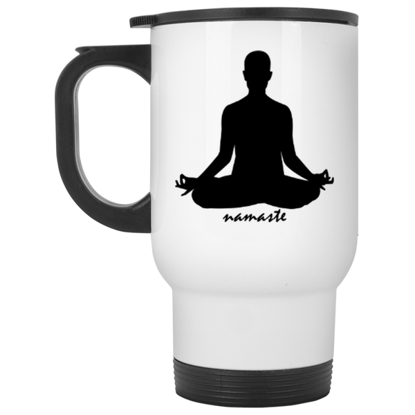 FTF Yoga Travel Mug - Fear The Fighter