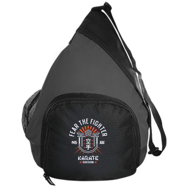FTF Karate Active Sling Pack - Fear The Fighter