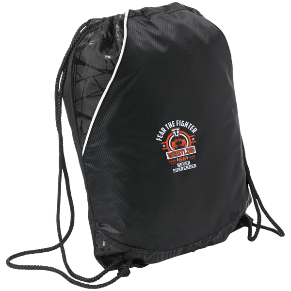 FTF Wrestling Two-Toned Cinch Pack - Fear The Fighter