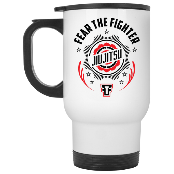 FTF Jiu Jitsu Travel Mug - Fear The Fighter