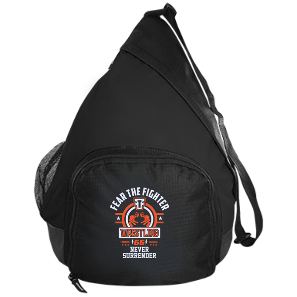 FTF Wrestling Active Sling Pack - Fear The Fighter