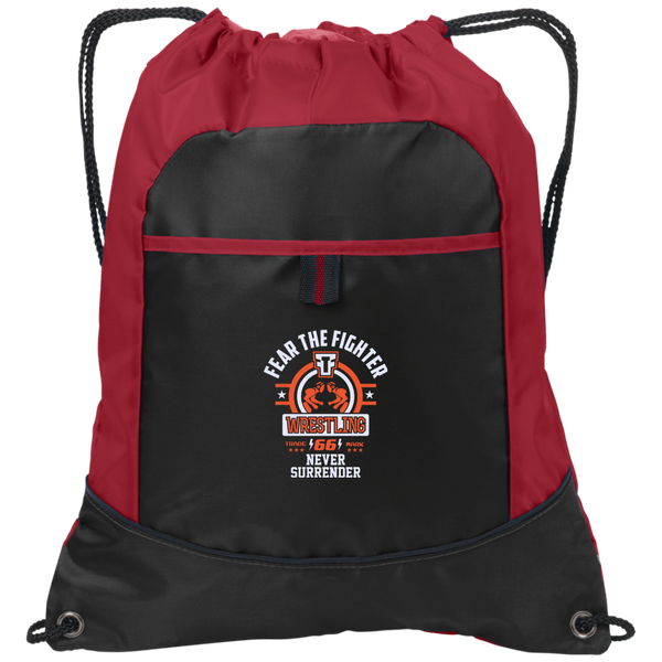 FTF Wrestling Pocket Cinch Pack - Fear The Fighter