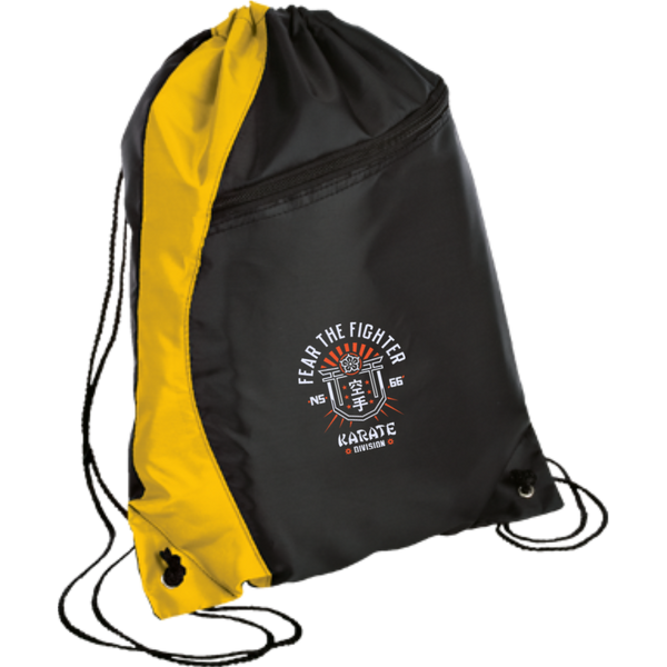 FTF Karate Colorblock Cinch Pack - Fear The Fighter