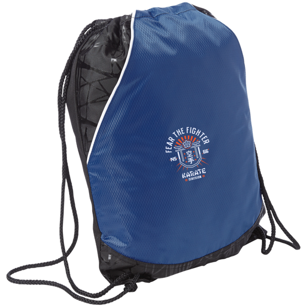 FTF Karate Two-Toned Cinch Pack - Fear The Fighter