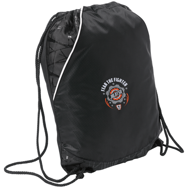 FTF Jiu Jitsu Two-Toned Cinch Pack - Fear The Fighter