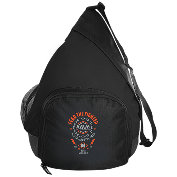 FTF MMA Active Sling Pack - Fear The Fighter