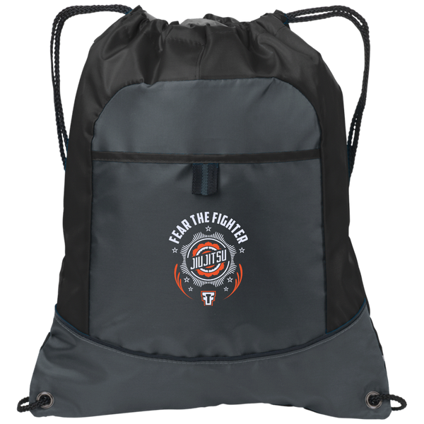 FTF Jiu Jitsu Pocket Cinch Pack - Fear The Fighter