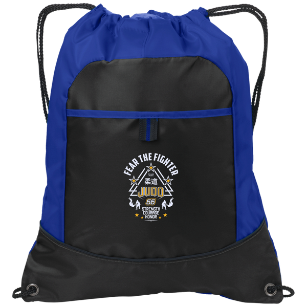 FTF Judo Pocket Cinch Pack - Fear The Fighter