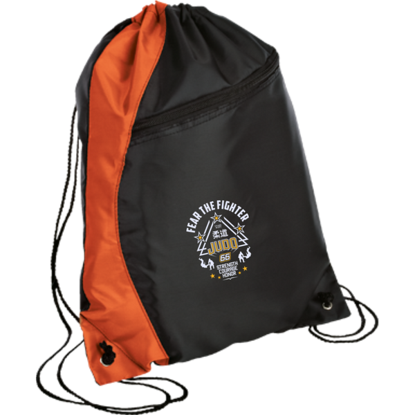 FTF Judo Colorblock Cinch Pack - Fear The Fighter