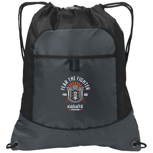 FTF Karate Pocket Cinch Pack - Fear The Fighter