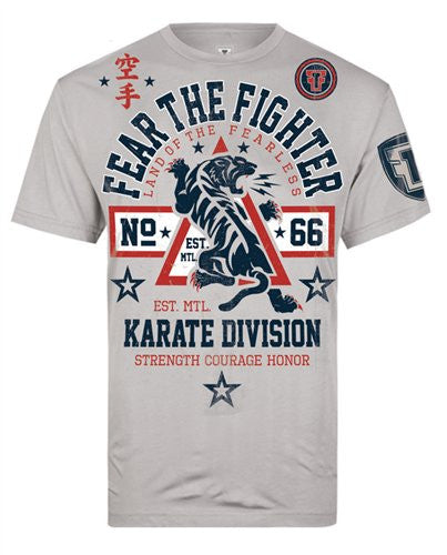 FTF KARATE - Fear The Fighter