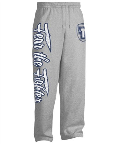 FTF classic fleece pants - Fear The Fighter