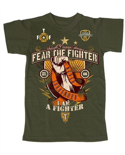 I AM A FIGHTER KIDS - Fear The Fighter