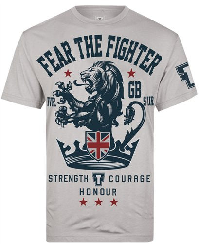 WBL UK - Fear The Fighter
