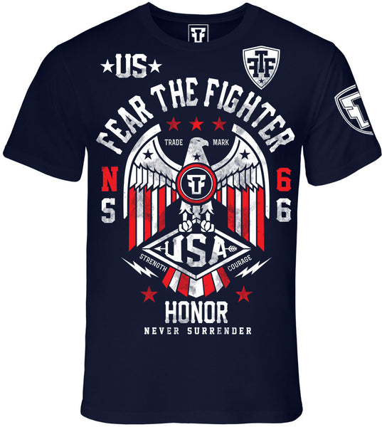 WBL USA - Fear The Fighter