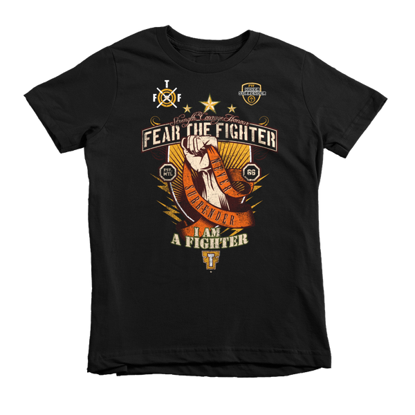 FTF I'm a fighter Youth - Fear The Fighter