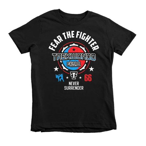 FTF Teakwondo Youth - Fear The Fighter