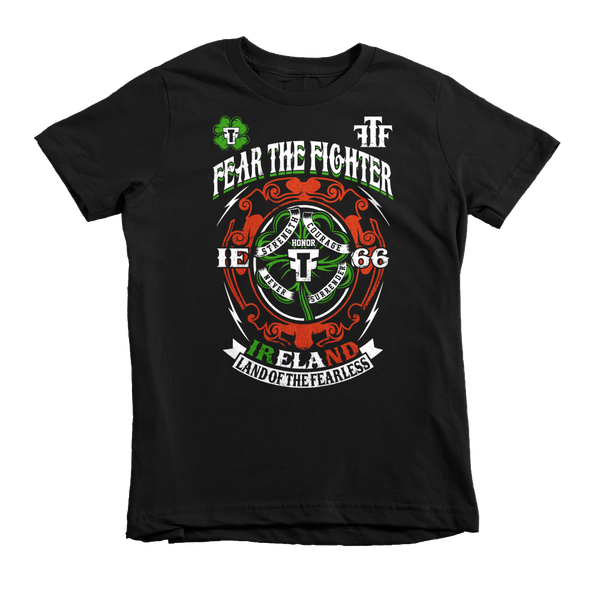 FTF WBL Ireland Youth - Fear The Fighter