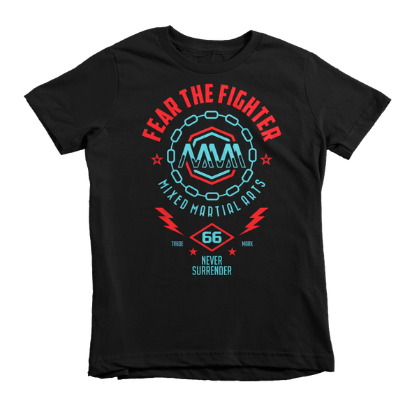 FTF MMA Youth - Fear The Fighter