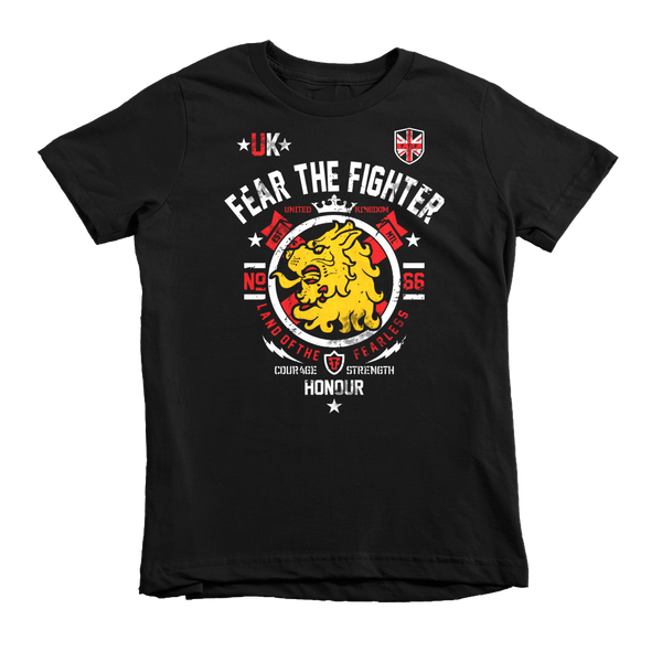 FTF WBL United Kingdom Youth - Fear The Fighter