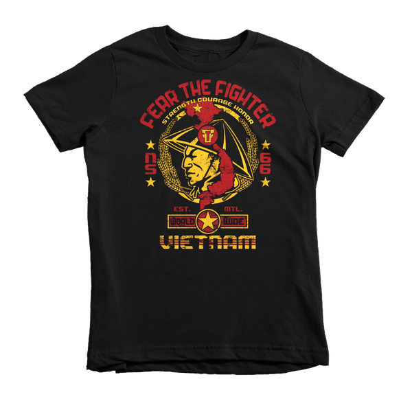 FTF WBL Vietnam Youth - Fear The Fighter