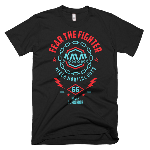 FTF MIXED MARTIAL ARTS - Fear The Fighter