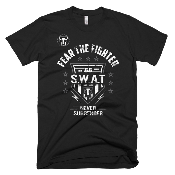 FTF Swat Tshirt - Fear The Fighter
