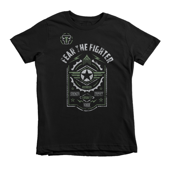 FTF Army Youth - Fear The Fighter