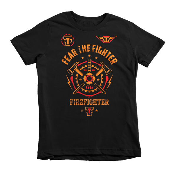 FTF Fire Fighter Youth - Fear The Fighter