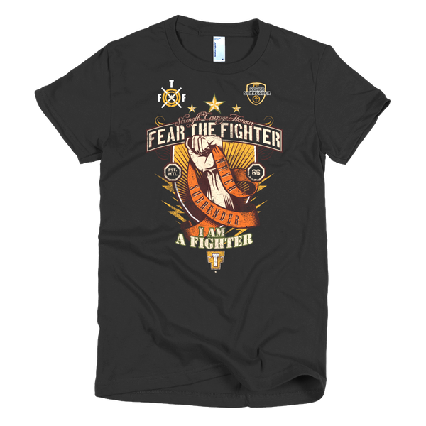 FTF I'm a fighter Women - Fear The Fighter