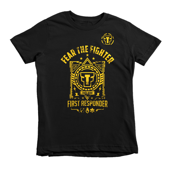 FTF First Responder Youth - Fear The Fighter