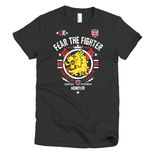 FTF WBL United Kingdom Women - Fear The Fighter