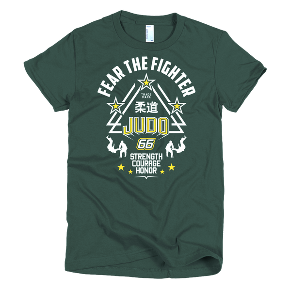 FTF Judo Women - Fear The Fighter